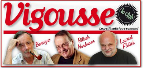 Vigousse – Barrigue, Patrick Nordmann & Laurent Flutsch