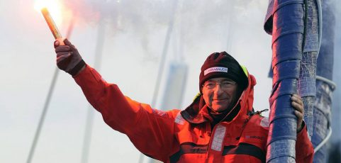 Dominique Wavre – Navigateur